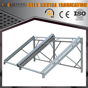 High Quality Oem Metal Solar Panel Stand