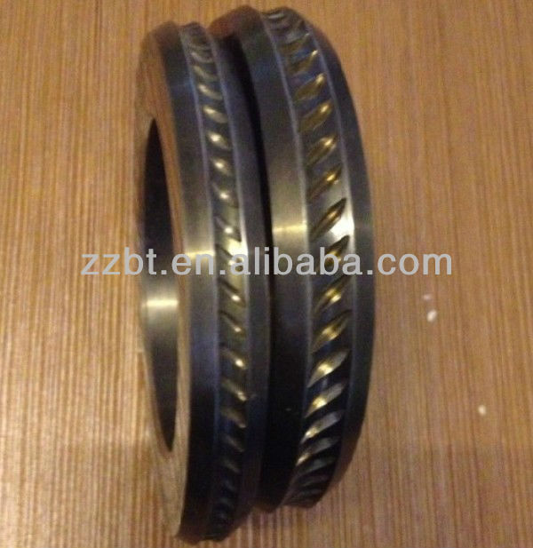 provider of excelent quality of tungsten carbide ribbed rolls