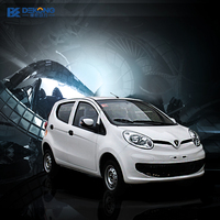Small Mini Chinese Electric Car New 3KW 4 Seats Automobile for Sale