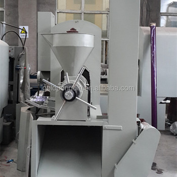 Hot sell coconut oil processing machine in Nigeria