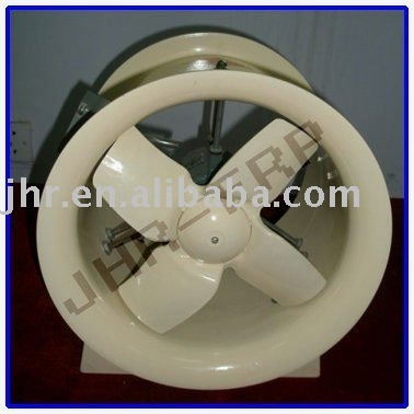 FRP Wall Mounted Industrial Exhaust Fan
