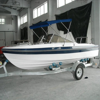 Gather Yacht 16ft cheap fishing boat