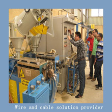 2 x 2.5 mm 2 Twin and earth electrical cable manufacturing machine