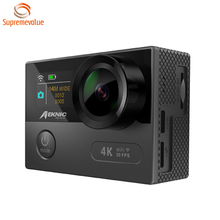 Ultra HD 4K Wifi Sports Action Camera 30fps Ambarella A12 Chipset Sport 120FPS With Remote Control Factory Direct Offer