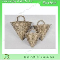 Cheap Triangle Home Garden Basket For