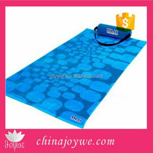 Hot Sale Beach Towel With Pillow Personalized Microfiber Printed Beach Towel Bag Wholesale