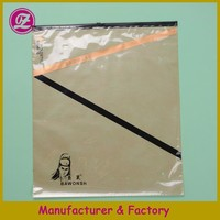 zipper garment bags for garment clothes apparel packing extensive use