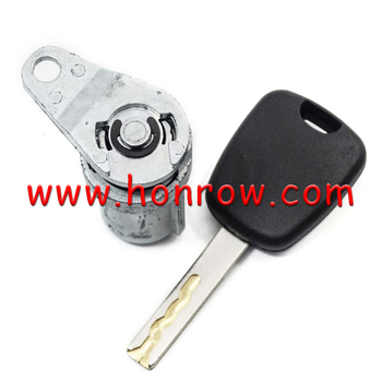 Peugeot car door lock With 407 Key Blade