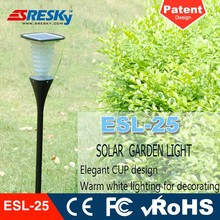 Outdoor Standing Garden Led Veranda Solar Fence Lighting
