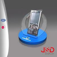 Table Top Sale Mobile Phone Display Holder, Plastic Mobile phone Display Holder, Mobile Phone Display Holder Sale