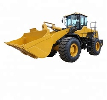 L956F construction machine 5 ton wheel loader with price for sale
