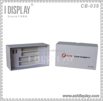 electronic cigarette c-cig hard paper gift box