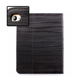 hot slle leather case for ipad 6 leather case with stand