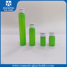 5ml 8ml 10ml Colored Glass Tube/Tubular Glass Vial With Easy Open Cap