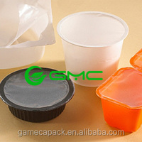 Transparent Food Grade Lidding Films for Food Tray and Cup packaging Film