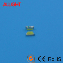Highest to 600mcd Dongguan small white smd led 0802