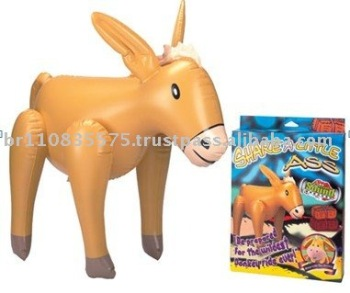 Inflatable Doll in Donkey Shape - Sound