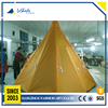 Highly cost effective comfortable heavy duty large camping teepee tent