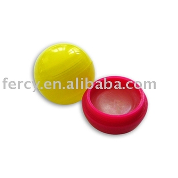 Promotional Round Ball Lip balm