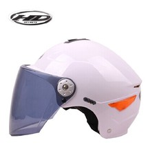 motorcycle accessory fashionable summer use sport scooter helmet for motorbike