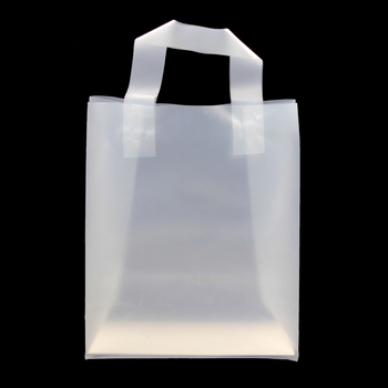 Factory Wholesale clear strong plastic shopping bags for sale