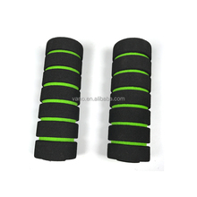 motorcycle colorful sponge rubber foam handle grips