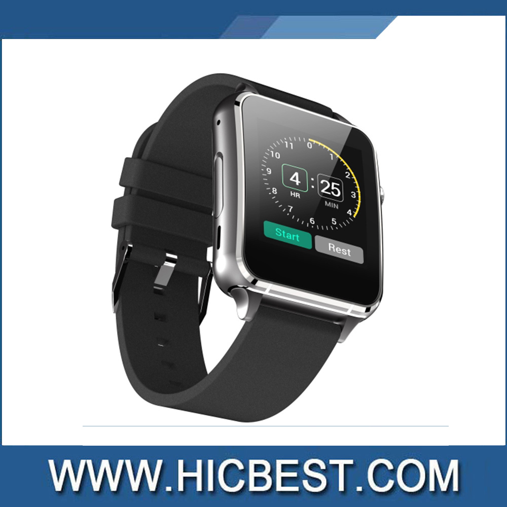 2017 Hot Selling Hicbest Smart Watch smartwatch M88 Sync Smartphone Call SMS Anti-lost Bluetooth Bracelet Watch