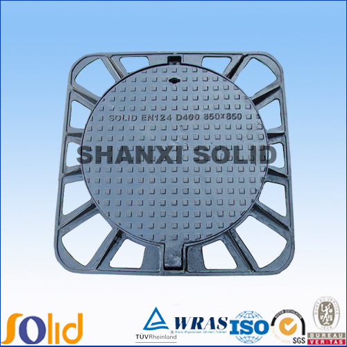 waterproof manhole cover en124 d400