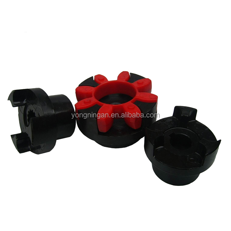 Star Elastic coupling XL/NL/ML Couplings Plum High Torque Coupler D=95 L=126