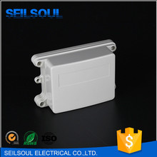 125 * 100 * 52mm Plastic Project Box Handheld Electronical Enclosure for Junction