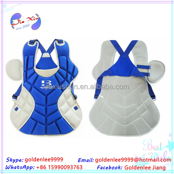 BASEBALL catcher gear sef of Chest Protector