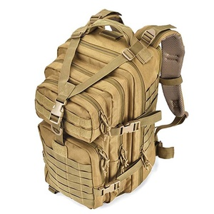 Wholesale best selling waterproof travel army backpack
