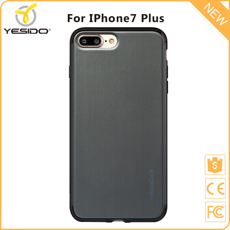 Yesido china supplier protective shell cell phone case mobile production custom cover for iphone 7 plus men