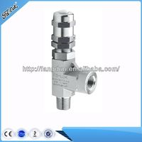 Stainless steel proportional relief valve,safety relief valve