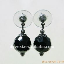 fashion basketball wives beaded earrings