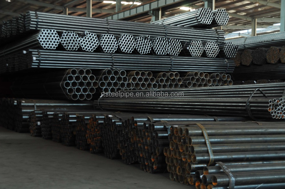 low carbon steel pipe China professinal supplier