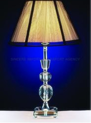 home goods led fashion crystal table lamp buy fashion crystal table. Black Bedroom Furniture Sets. Home Design Ideas