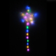 # drop shipping service# new arrival party decorarion twinkle in the dark 18 inch star-shape bobo balloon with led light