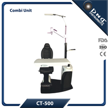 CT-500 Ophthalmic Refraction Chair Unit Combined Table