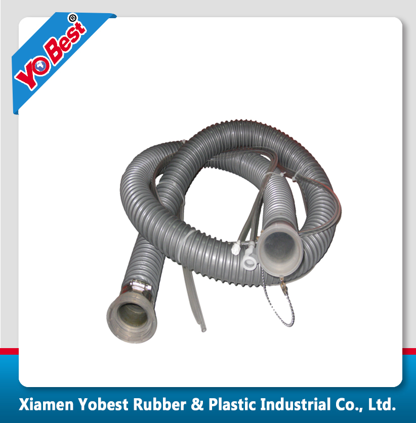 Plastic PVC Drain Hose Pipe for Air Conditioner