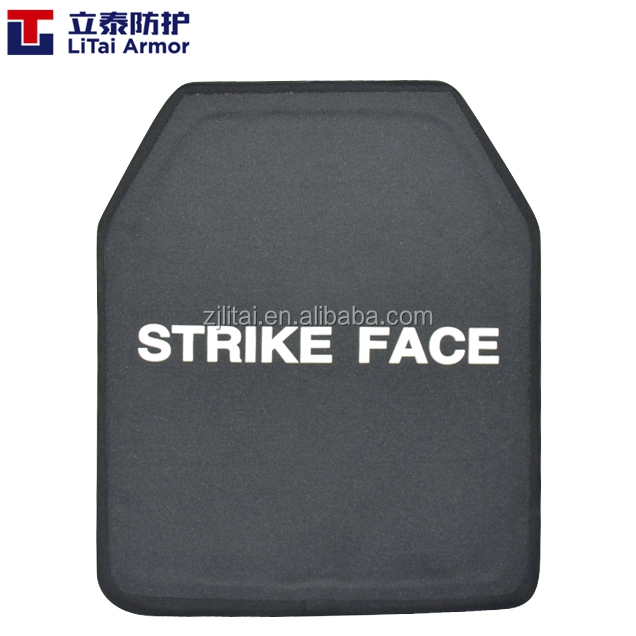 Bulletproof Plate(NIJ Level IV ICW IIIA Vest)(sapi), Ceramic Plate, Ballistic Body Armour
