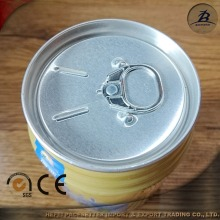 wholesale custom printed aluminum cans for energy drink/fruit juice