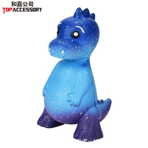 2018 New Release Dinosaur Stress Ball Squishy Toy For Kids And Adult