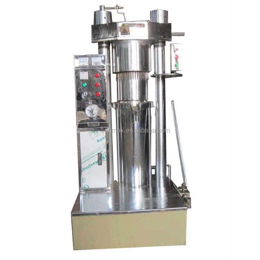 Serviceable auotomatic hydraulic oil press making machine, oil extract equipment for sale with CE approved
