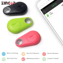 Smart Key Finder Anti-lost Tag Wallet Bags Phone Tracker Mini Locator Arc Mobile Gps Tracking