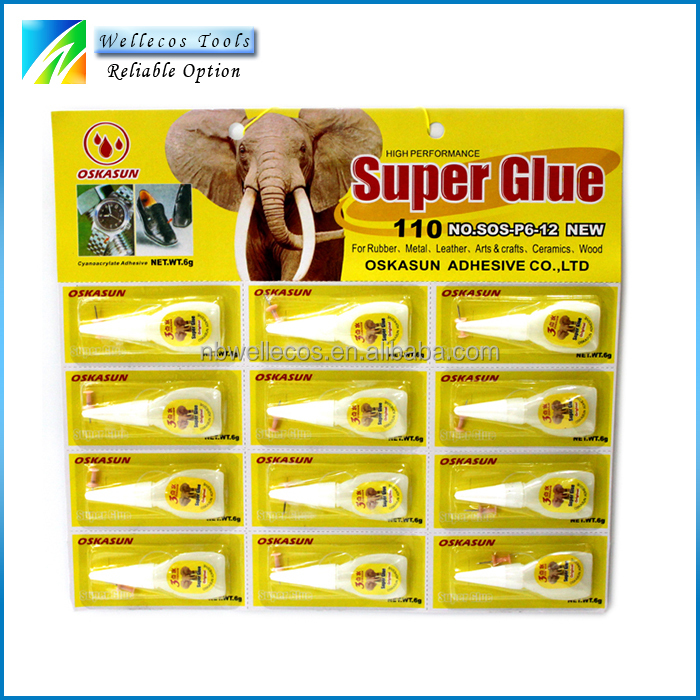 High quality remove super glue from plastic 502 super glue 3 seconds