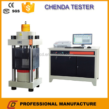 YEW-2000 Computer control hydraulic compression testing machine +Hi test equipment