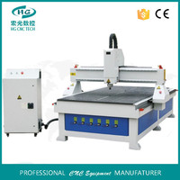 2015 manufacturer hot sale good quality high configuration HG-1325 cnc router cutting machines prices