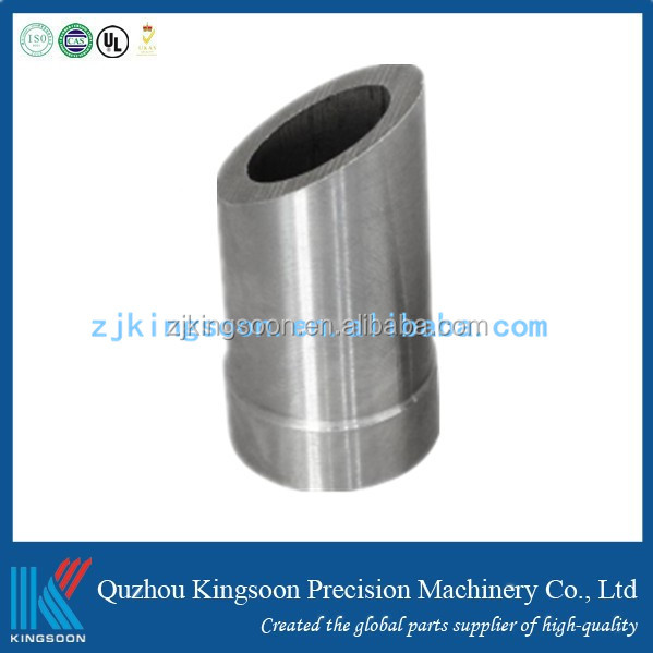 Quzhou kingsoon company direct sale high requirement precision cnc machining part