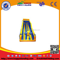 2016 New Design Giant Inflatable Slide Amusement Park Equipment For Adults